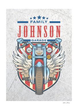 Johnson Family Garage Motor