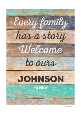 Johnson Family Story