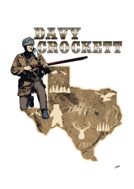 Davy Crockett An American Legend
