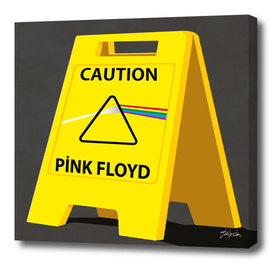 Pink Floyd Caution