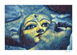The Indian Goddess