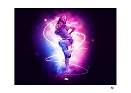 light Effects girl