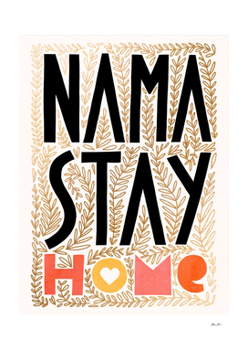 NAMA STAY HOME #wisewords #stayhome