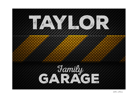 Taylor Family Garage Dark
