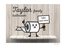 Taylor Family Bathroom