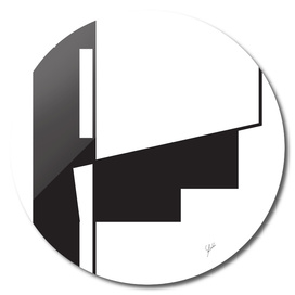Typography letter P