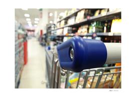 Grocery shopping - Coronavirus pandemic