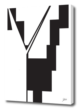 Typography letter Y