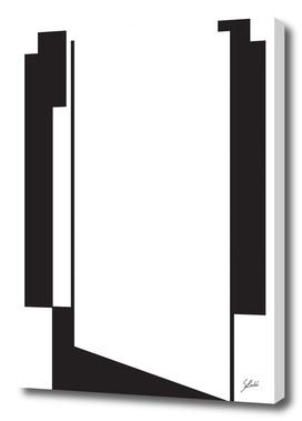 Typography letter U
