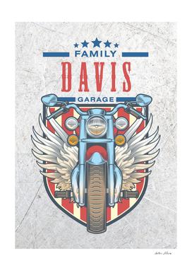 Davis Family Garage Motor
