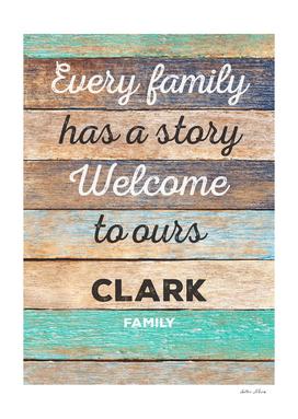Clark Family Story