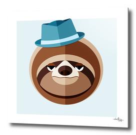 Sloth Illustration