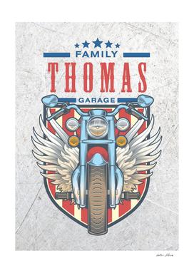 Thomas Family Garage Motor