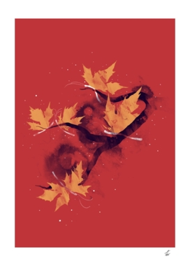 Autumn's Butterflies