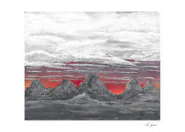 Tetons Winter Sunrise