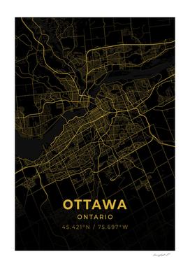 Ottawa City Map