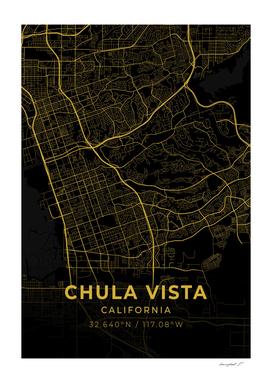 Chula Vista City Map