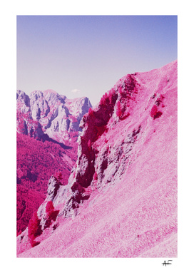 Dolomites in Infrared #1