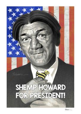 3 Stooges  - Shemp for President