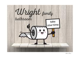 Wright Family Bathroom