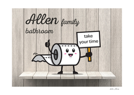 Allen Family Bathroom