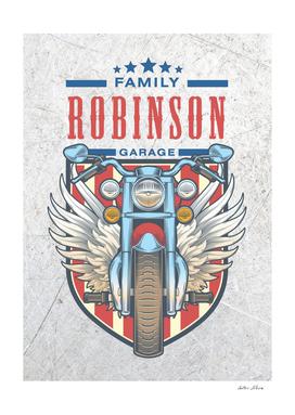 Robinson Family Garage Motor