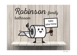 Robinson Family Bathroom