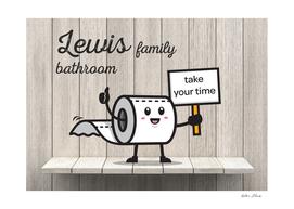 Lewis Family Bathroom