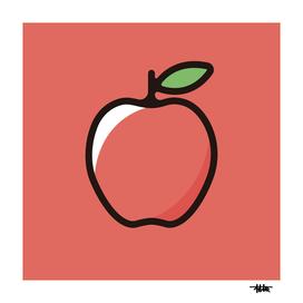 Apple : Minimalistic icon series