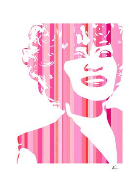 Whitney Houston | Pop Art