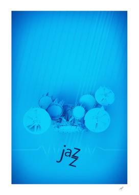 Jazz Blue Accent