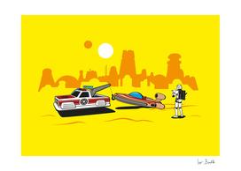Tatooine trouble