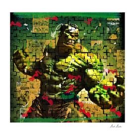 Hulk Smashes