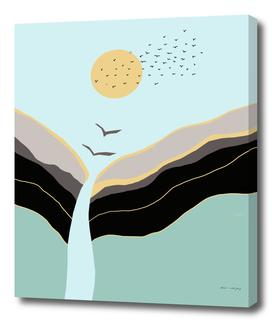 Together - A New Beginning #1 #minimal #art