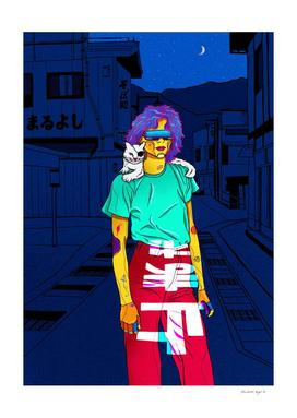 CYBERPUNK JAPAN