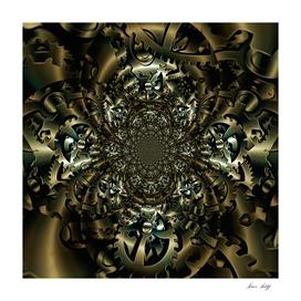 Cogwheels Mechanism