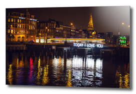 Today I Love You (Amsterdam).