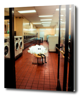 Coy The Cloud: Washing Clothes