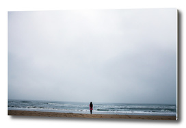 North Sea.
