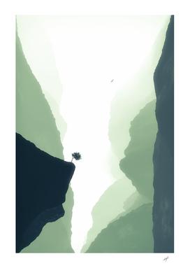 In Mist Gorge