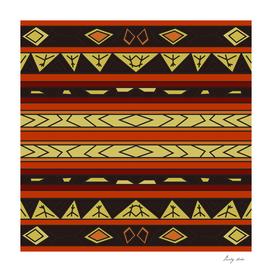 ethnic background folk africans endless pattern