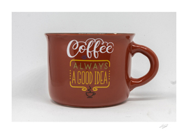 Cofee is always a good idea