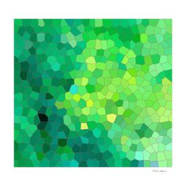 Reptile Skin Mosaic Pattern