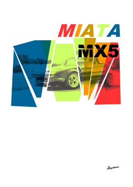 Mazda Miata MX5