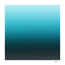 Ocean Blue Ombre