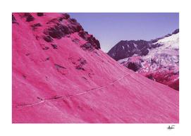 Dolomites in Infrared #2