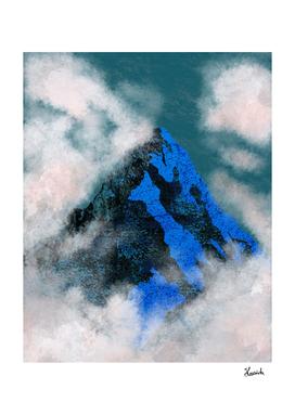 One mountain
