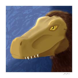 Dino Portrait