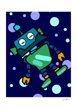 robots space