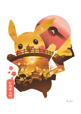 Pokiyo e Pikachu